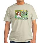 Irises & Cavalier Light T-Shirt