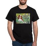 Irises & Cavalier Dark T-Shirt