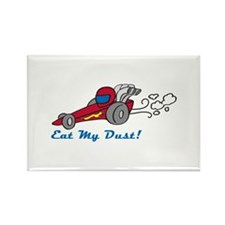 Eat My Dust! Magnets