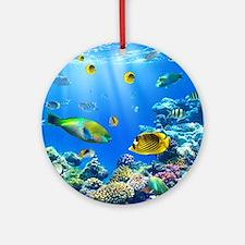 Sea Life Ornament (Round)