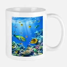 Sea Life Mugs