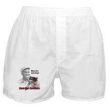 Scat Cat Design 1 Boxer Shorts