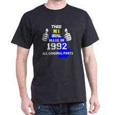 Funny Made in 1992 T-Shirt