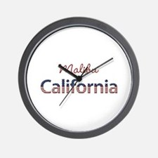 Custom California Wall Clock