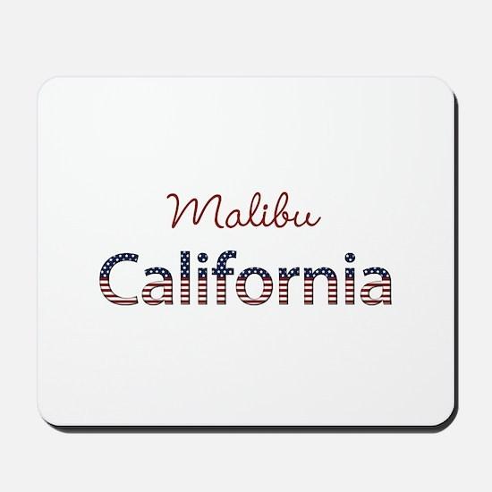 Custom California Mousepad