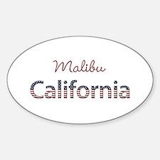 Custom California Decal