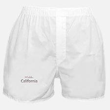 Custom California Boxer Shorts