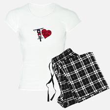 Luv to Ride Pajamas