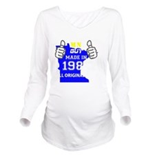 Made in minnesota Long Sleeve Maternity T-Shirt