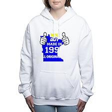 Cool 1992 Women's Hooded Sweatshirt