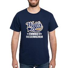 Market researcher T-Shirt