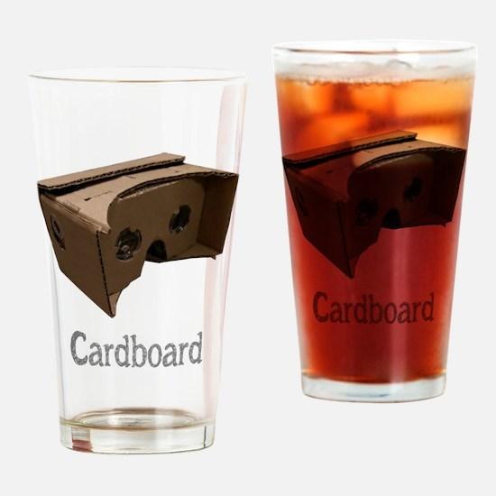 Funny Google Drinking Glass