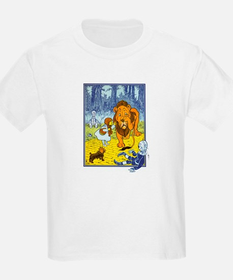 Wizard of Oz - Cowardly Lion T-Shirt