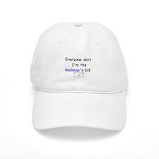 MAILMAN'S KID HUMOR Baseball Cap