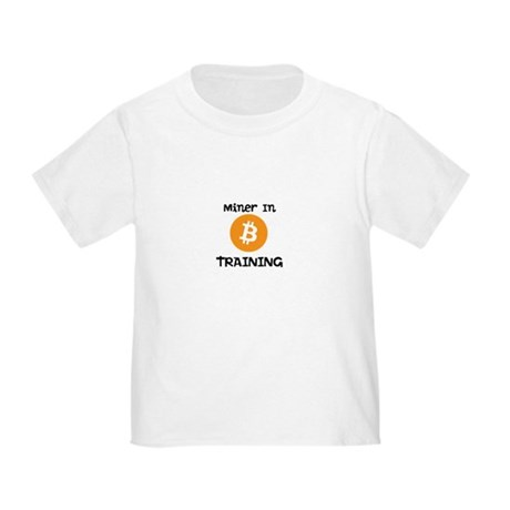 Miner in Training Suit T-Shirt