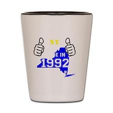 Funny 1992 Shot Glass