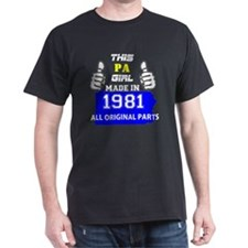 Cute Made 1981 T-Shirt