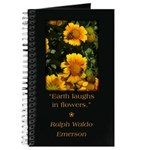 Earth Laughs in Flowers Journal