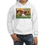 Angels & Cavalier Hooded Sweatshirt