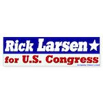 Rick Larsen for Congress Bumper Sticker