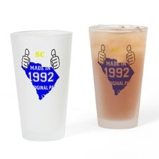 Cool 1992 Drinking Glass