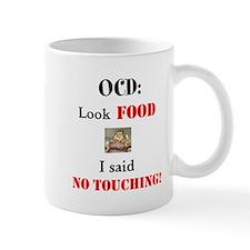 i said no touching Mugs