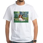 Bridge / Cavalier White T-Shirt