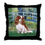 Bridge / Cavalier Throw Pillow