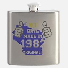 Unique 1982 Flask