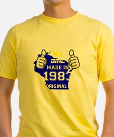 Funny Made in 1983 T