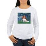 Lily Pond (#5) / Cavalier Women's Long Sleeve T-Sh
