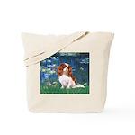 Lily Pond (#5) / Cavalier Tote Bag