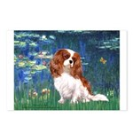 Lily Pond (#5) / Cavalier Postcards (Package of 8)