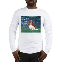 Lily Pond (#5) / Cavalier Long Sleeve T-Shirt