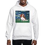 Lily Pond (#5) / Cavalier Hooded Sweatshirt