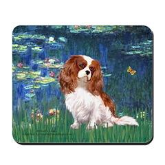 Lily Pond (#5) / Cavalier Mousepad