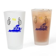 Funny 1992 Drinking Glass