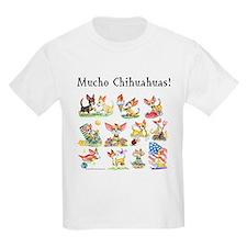 Mucho Chihuahua Kids T-Shirt