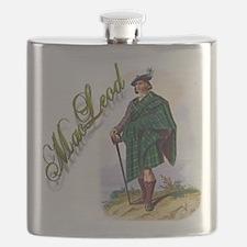 Clan MacLeod Flask
