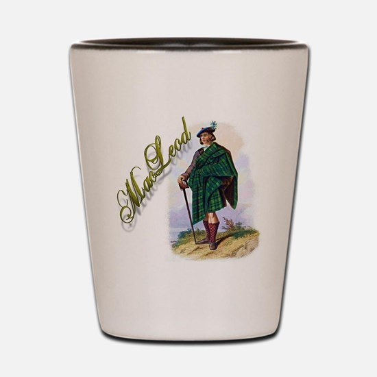 Clan MacLeod Shot Glass
