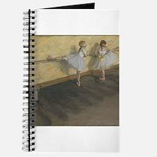 edgar degas ballerina 14 Journal