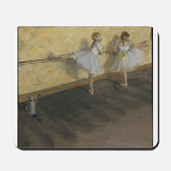 edgar degas ballerina 14 Mousepad