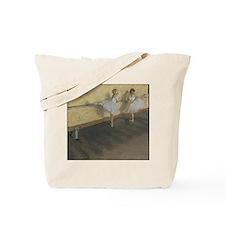 edgar degas ballerina 14 Tote Bag