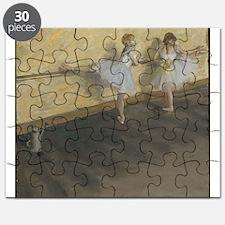 edgar degas ballerina 14 Puzzle