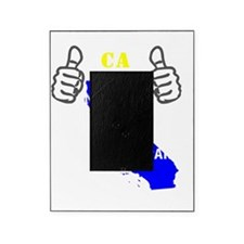 Funny Made in california Picture Frame
