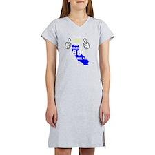 Cute Made in california Women's Nightshirt