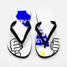 Cool Made in california Flip Flops