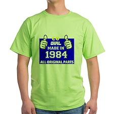 Unique 1984 T-Shirt