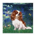 Lily Pond (#5) / Cavalier Tile Coaster