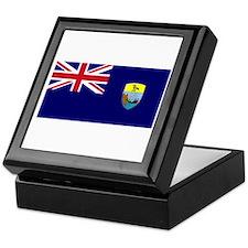 Saint Helena Keepsake Box